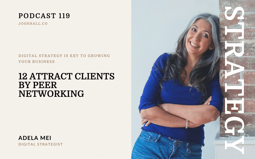 12. Attract Clients by Peer Networking