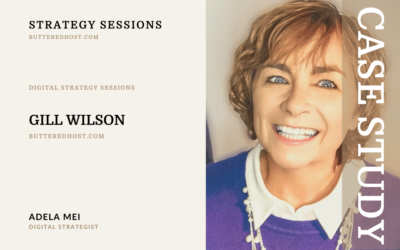 Business Strategy Session with Gill Wilson butteredhost.com