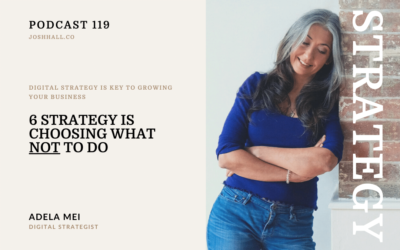 6. Strategy is Choosing What Not to Do