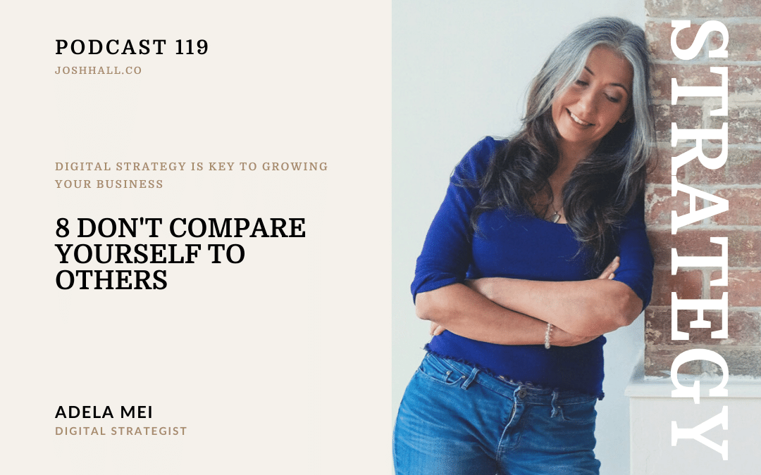 8. Don't Compare Yourself to Others