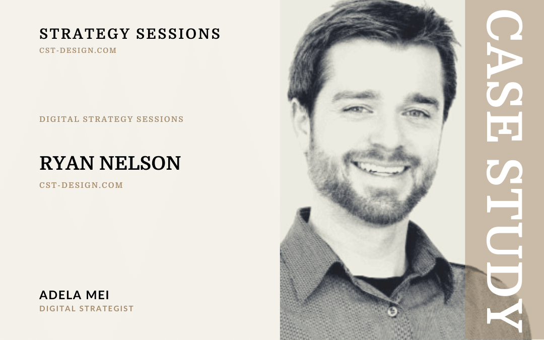 Business Strategy Session with Ryan Nelson cst-design.com