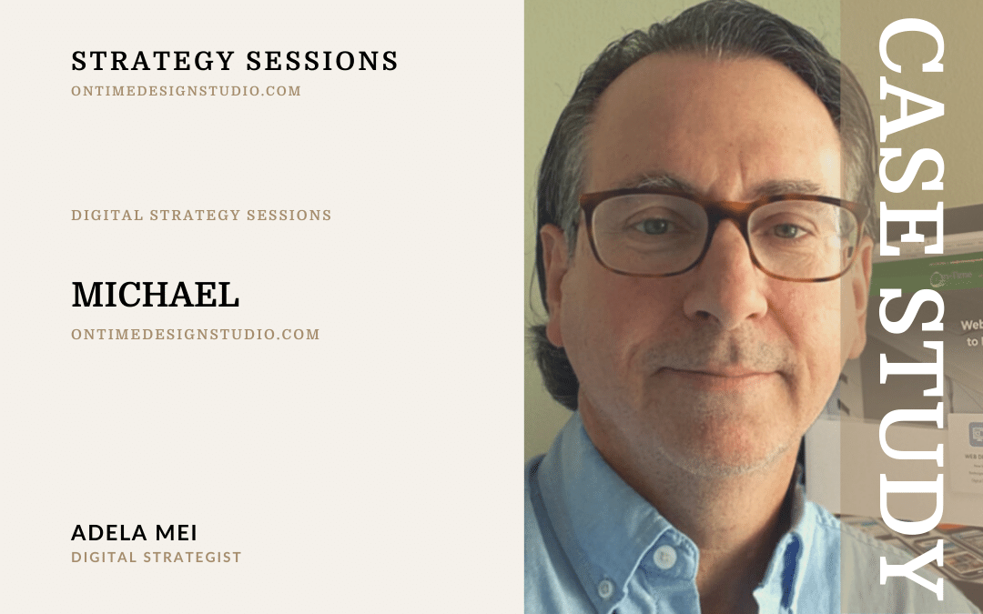 Business Strategy Session with Michael Hasson